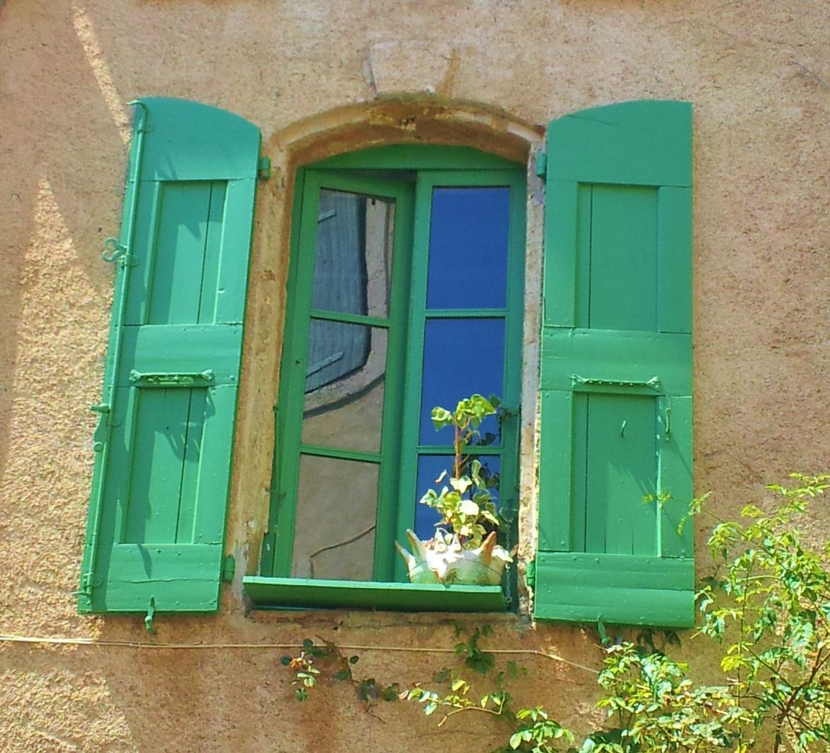 Fenetre Verte a Pezenas